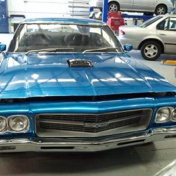car restoration & modification Sydney