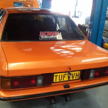 car modification Sydney