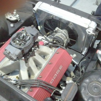 auto engine repair and service